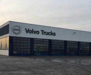 Volvo Group otevírá sedmnácté truck centrum Praha – sever