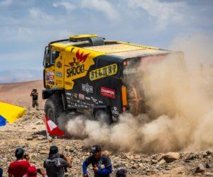 Tým Big Shock Racing: 5. a 6. etapa
