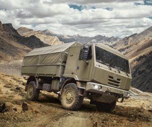 Tatra Trucks se zúčastní veletrhu obranné techniky IDEX 2019 v Abu Dhabí