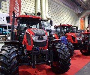 Traktory Zetor byly k vidění opět na britském veletrhu LAMMA