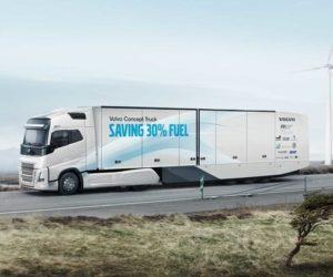Společnost Volvo Trucks usiluje o urychlení vývoje ekologičtějších řešení v oblasti dopravy