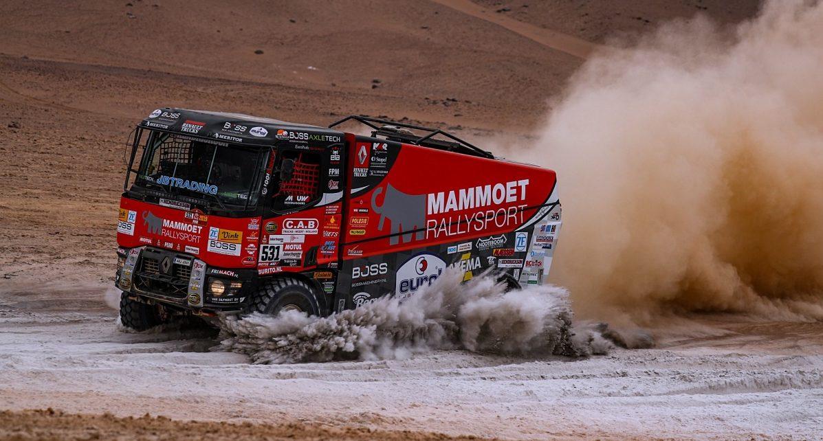 Dakar 2019 MKR Technology