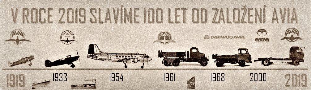 AVIA slaví již 100 let na trhu