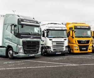Výrobci nákladních vozidel reagují na konečné řešení emisí CO2 pro těžká nákladní vozidla
