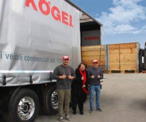 """Kögel Trailer GmbH se zapojí do iniciativy """"Die Wirtschaftsmacher"""" (Tvůrci hospodářství)"""