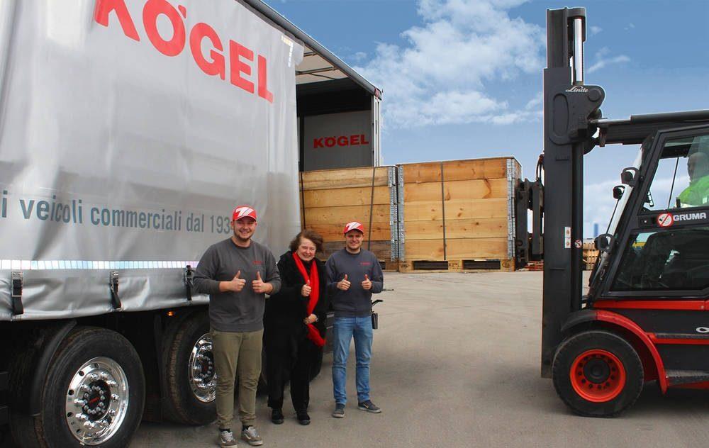 """Kögel Trailer GmbH se zapojí do iniciativy """"Die Wirtschaftsmacher"""""""