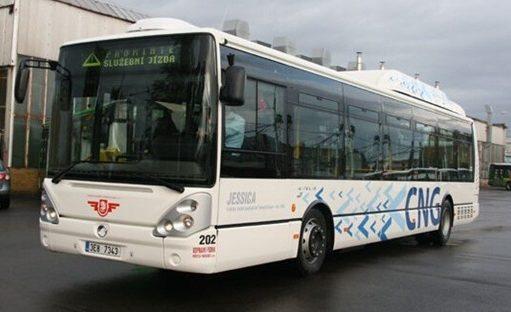 V Brně úspěšně otestovali autobus poháněný plynem z odpadních vod
