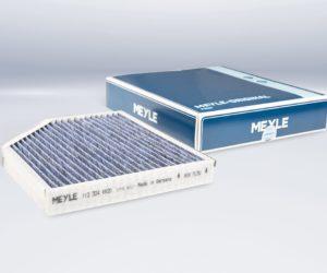 Ochrana proti baktériím a plísním – nové bio funkční Meyle kabinové filtry