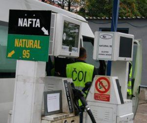 V prosinci 2018 vyhověly všechny vzorky pohonných hmot