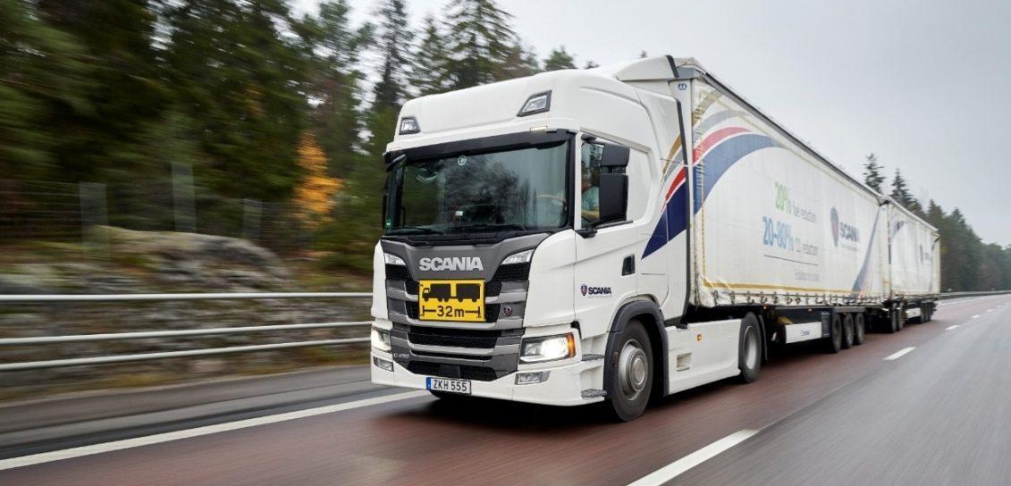 Scania přechází na nefosilní paliva