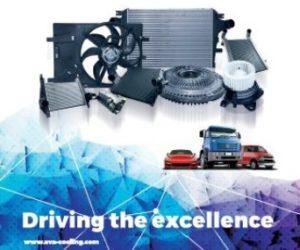 Nové chladiče nejen pro Volvo od AVA CEE (Highway International)