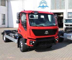 Avia pokračuje ve výrobě vozidel