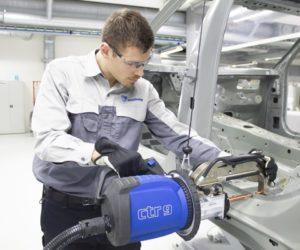 Car-O-Liner uvádí plně automatickou bodovou svářečku CTR 9