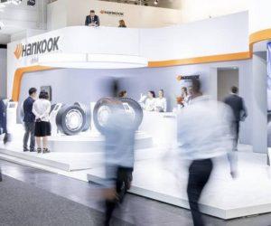 Kde se chystá Hankook prezentovat pneumatiky pro autobusy a nákladní vozidla v roce 2019?