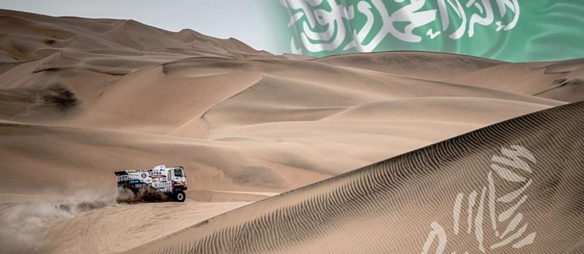 Dakar bude probíhat na území Saudské Arábie