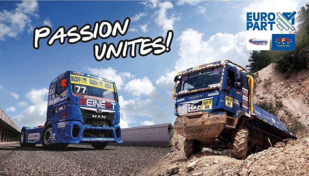 Europart rozšiřuje své působení v automobilovém sportu