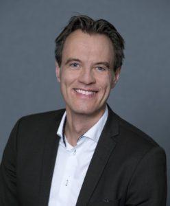 Gustav Mårgård generální ředitel Volvo Group Czech Republic