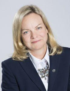 Heléne Mellquistová z Volvo Trucks