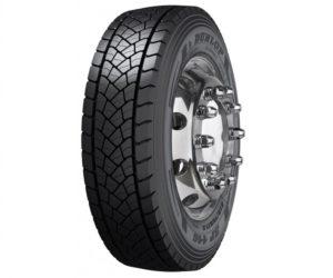 Nové pneumatiky Dunlop pro nákladní vozidla