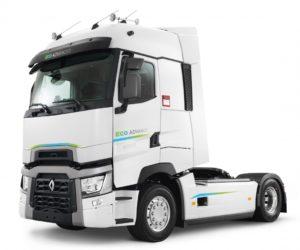 Eco Advanced: Nový ekonomický software pro dálkovou řadu od Renault Trucks
