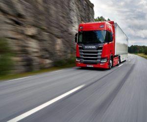 Přehled hospodaření společnosti Scania za období leden – prosinec 2018