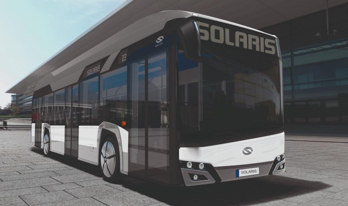 Solaris Urbino 12 LE vyhrává svou první cenu