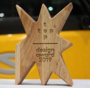 Top design award 2019