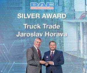 DAF udělil mnohá ocenění, dostalo se i na Českou republiku