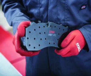 Kvalita je důležitá – brzdové destičky TRW Proequip pro nákladní vozidla