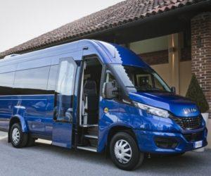 Firma Iveco představila nový Daily minibus
