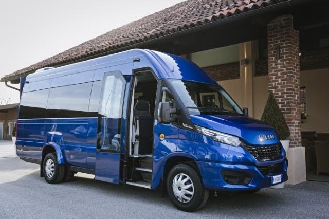 Minibus Daily - Iveco