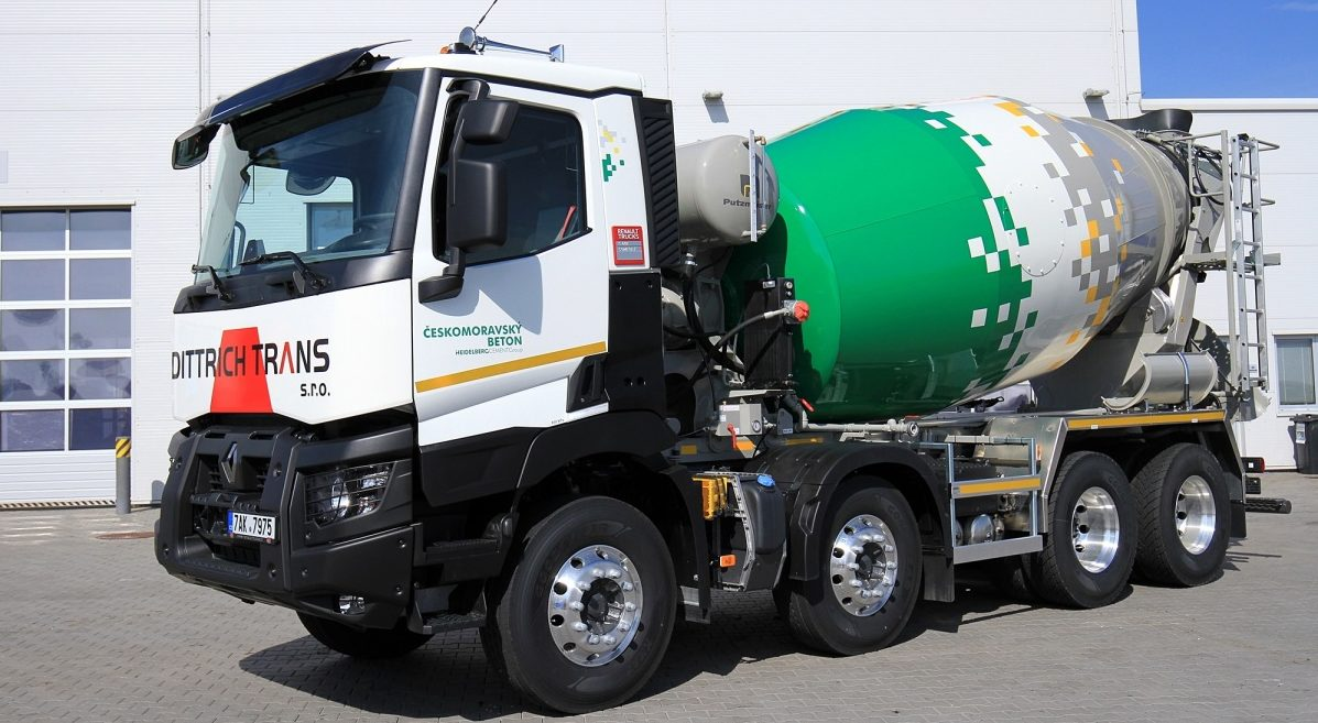 Renault Trucks C 460 XLOAD pro Dittrich Trans s.r.o.