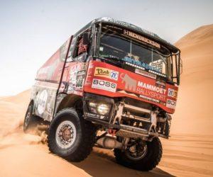 Rallye Maroko – 1. etapa očima MKR Technology