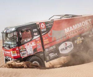 Maroko: Van den Brink je už celkově třetí