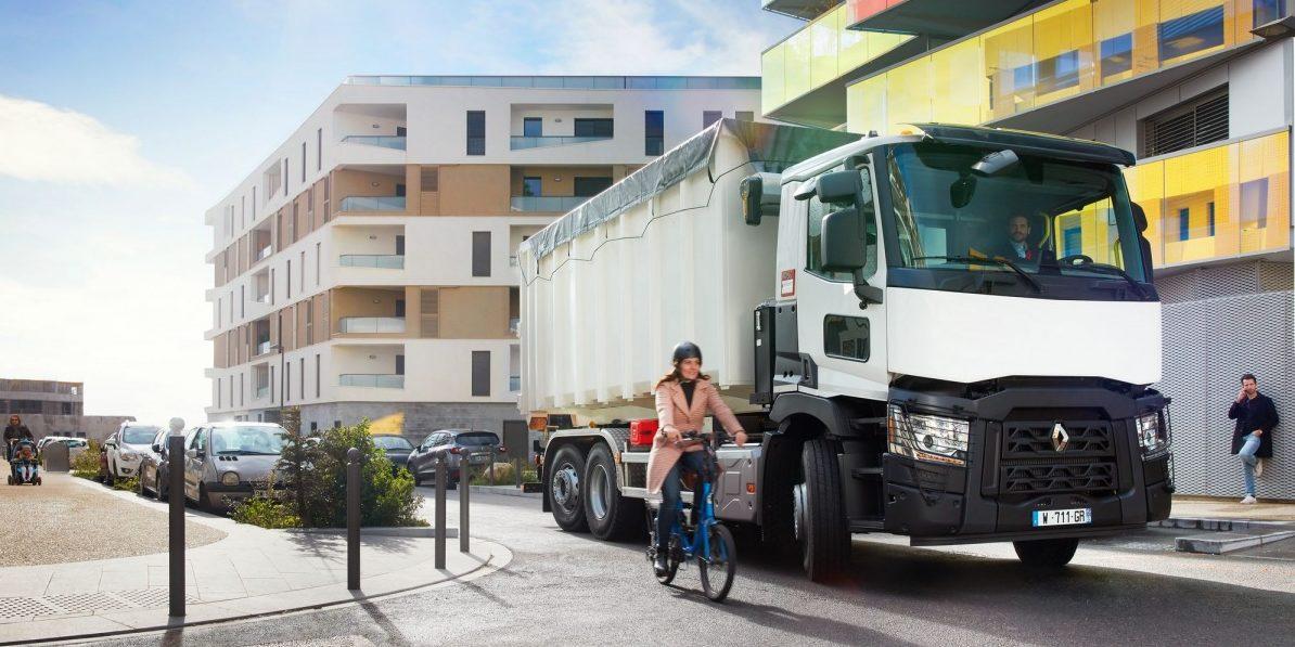 Renault Trucks zvyšuje bezpečnost účastníků silničního provozu
