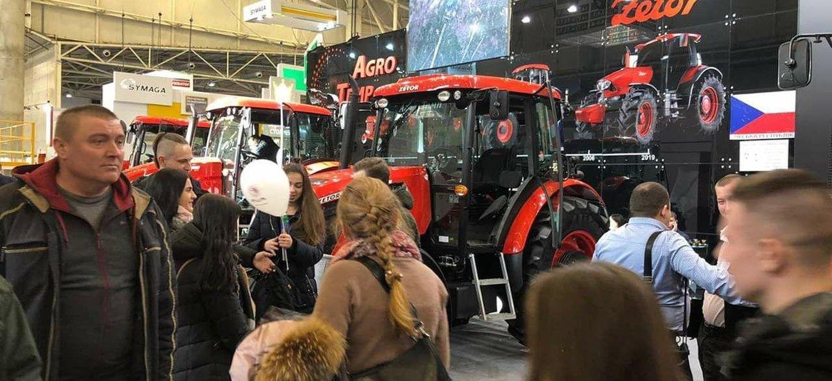 Zetor na Grain Technologies