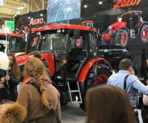 Traktory Zetor vzbudily ohlas na veletrhu Grain Technologies