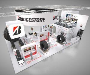 Bridgestone na veletrhu BAUMA 2019: Inovativní řada pneumatik, produktů a řešení