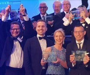 Valeo získalo ocenění dodavatele roku v segmentu užitkových vozidel