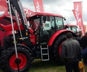 Traktory Zetor vyráží na turné po Rumunsku