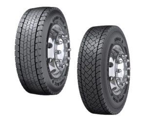 Nové řady nákladních pneumatik Goodyear KMAX GEN-2 a FUELMAX GEN-2