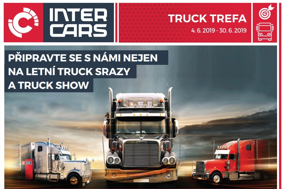 Truck trefa od Inter Cars
