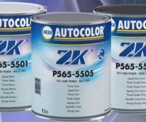 Nový 2K Fast-Build plnič od NEXA Autocolor