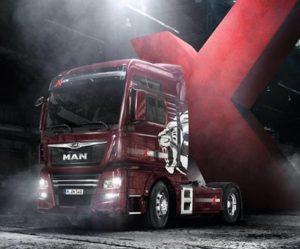 Nové varianty vozu MAN XLION