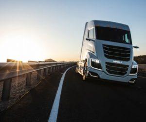 Bosch přináší pokročilá řešení pro nový tahač Nikola Two