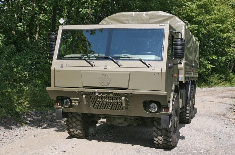 Tatra bude IDET 2019