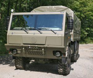 Společnosti holdingu Czechoslovak Group a Tatra Trucks představí novinky na veletrhu IDET 2019