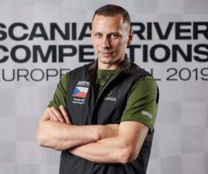 Tomáš Plášil dojel až do čtvrtfinále Scania Driver Competitions