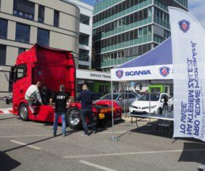 Scania podporuje talentované automechaniky v České republice i na Slovensku