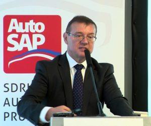 Záznam z tiskové konference Sdružení automobilového průmyslu AutoSAP